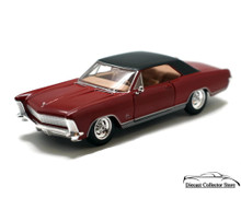 1965 Buick Riviera Gran Sport MAISTO SPECIAL EDITION Diecast 1:24 Scale Red