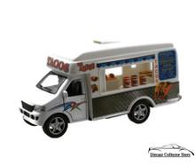 "TACO Food Truck Kinsfun Kinsmart 5"" Diecast FREE SHIPPING"