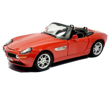 BMW Z8 MAISTO Diecast 1:24 Scale Red 31196