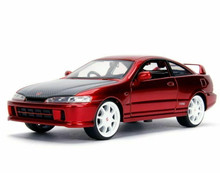 1995 Honda Integra Type-R (Japan Spec) JDM Tuner Diecast 1:24 Scale Red