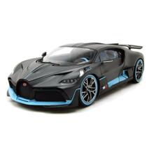 Bugatti Divo MAISTO Diecast 1:18 Scale Matte Black