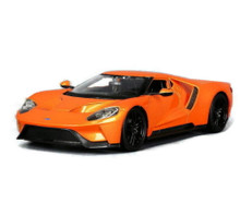 2017 Ford GT MAISTO SPECIAL EDITION Diecast 1:18 Scale Orange 31384
