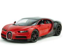 Bugatti Chiron Sport 16 MAISTO Diecast 1:18 Scale Red & Black