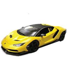 Lamborghini Centenario MAISTO SPECIAL EDITION Diecast 1:18 Scale Yellow 31386