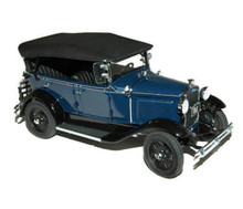 DANBURY MINT 1931 Ford Model A Phaeton Limited Edition #902 Diecast 1:24 Scale