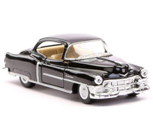 1953 Cadillac Series 62 Coupe Kinsmart 1:43 Diecast Black FREE SHIPPING