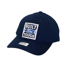 Hat - Ford Built Tough Embroidered Ball Cap FREE SHIPPING