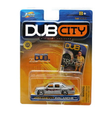 2001 Chevy Avalanche Jada DUB City Diecast 1:64 Scale #12802 Free Shipping