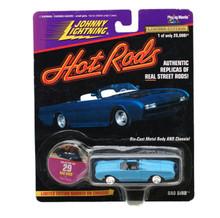 60's Thunderbird BAD BIRD #29 Johnny Lignting Hot Rods Diecast 1:64 Free Ship