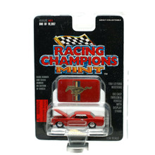1964 1/2 Ford Mustang Racing Champions Issue 81 Diecast 1:56 Scale FREE SHIPPING