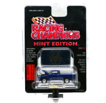 1996 Dodge RAM Racing Champions Mint Edition Diecast 1:61 Blue FREE SHIPPING