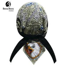 Bandana Headwrap DANBANNA DELUXE We The People 2nd Amendment Du-Rag Skull Cap