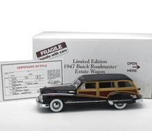 DANBURY MINT 1947 Buick Roadmaster Estate Woody Wagon Limited Ed Diecast 1:24