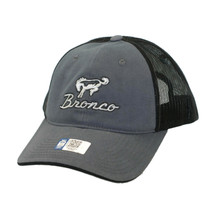 Hat - Ford Bronco Adjustable Mesh Vented Ball Cap