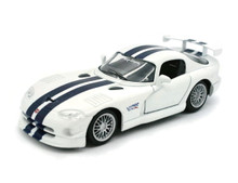1997 Dodge Viper GT-2 MAISTO SPECIAL EDITION Diecast 1:24 White