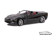 FRANKLIN MINT 2005 Corvette C6 Convertible LE Diecast 1:24 Scale NEW
