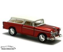 1955 Chevrolet Nomad KINSMART Diecast 1:40 Scale O Gauge Metalic Brown