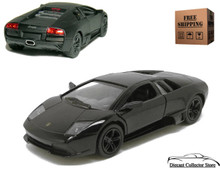 Lamborghini Murcielago LP640 KINSMART Diecast 1:36 Scale Black FREE SHIPPING