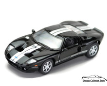2006 Ford GT-1 KINSMART Diecast 1:36 Scale Black FREE SHIPPING