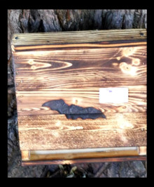 One Chamber Bat House, Holds approx. 25 small brown bats, $36.00