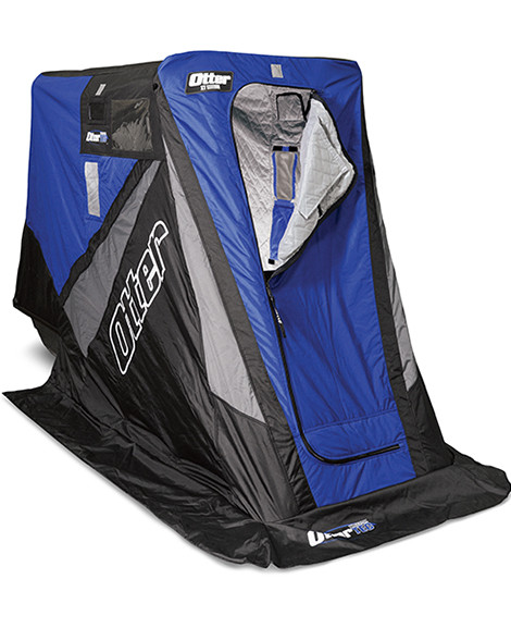 Otter Outdoors XT Hideout 1-Person Insulated Ice Shelter