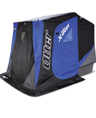 Otter XT Cottage X-Over Shelter Pkg