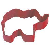 Elephant Cookie Cutter 3""