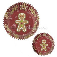 Jolly Fun Baking Cups-75 pkg.