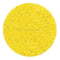 Yellow Non Pariels 8 oz.