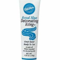 Redi-To-Use Icing in a Tube Royal Blue