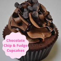 [Cupcake Gourmet Double Chocolate Chip]