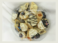 Butter Cookies & Assorted Kolacky Combo