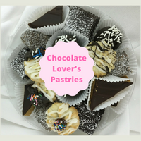 [Chocolate Lovers Pastry-50 piece]