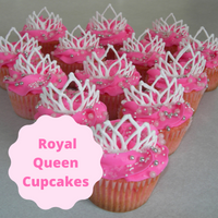 [Cupcake Miss Royal Queen]