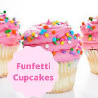 [Funfetti Cupcakes]