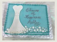 Shower Cakes #002
