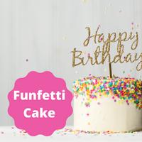 [Funfetti Cake]