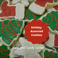 Holiday Cutout Cookie Assortment