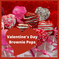 These are decadent fudge brownies dipped in chocolate and decorated making for a perfect party and perfect gift for sending to someone special.  packaged 8 in a gift box