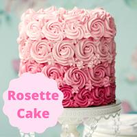 [Rosette Cake]
