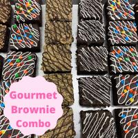 [Gourmet Brownie Combo]