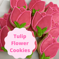 [Tulip Cookies Curbside Pickup Available]