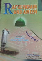 Raf'ul Yadayn and Ameen
