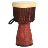 X8 Drums Malibu Master Series Djembe, Medium