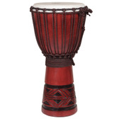 X8 Drums Celtic Labyrinth Djembe, 12 inch x 24 inch