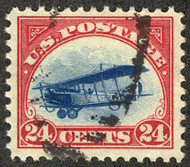 #C  3 XF, bold colors and super  nice cancel,   A FRESH STAMP!