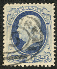 # 182 XF, a very fresh stamp with large centered margins,  Super Nice!
