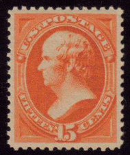 # 189 SUPERB OG VLH, w/PSE (GRADED 95 (12/04)) CERT, a wonderful stamp with large even margins and bright fresh color, A extremely choice example,  GEM!