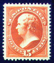 # 189 SUPERB OG LH, w/PF (GRADED 95 (12/05 ) and PF (03/01) CERTS, a wonderful stamp with wide balanced margins, Eye popping color, A SUPER STAMP!