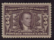 # 325 SUPERB OG NH, w/PSE (GRADED 98 (09/06)),  a select mint stamp with a low population, Only 1 98J Higher! Choice!